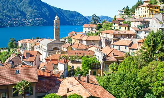 Les régions d'Italie qui triomphent : La Lombardie et l'Emilie-Romagne